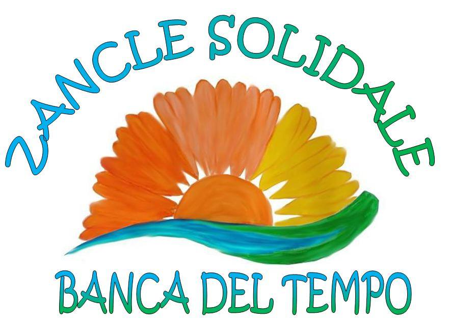 Logo Zanclea Solidale - Messina